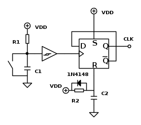 How To Use The 74hc595 Shift Register as well IC7408 as well Viewtopic besides 74123 Datasheet moreover 74HC151N Doc Philips. on 74hc datasheet