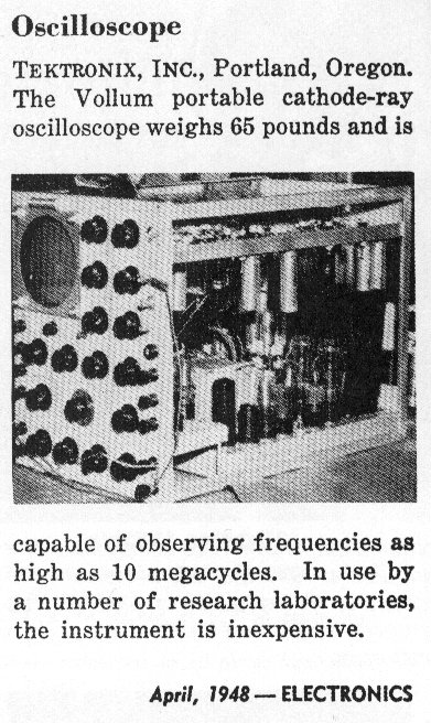 Fig.5-Tektronix Model 511