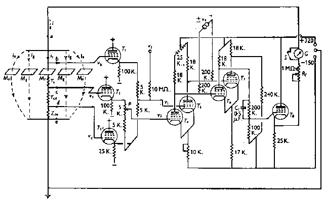 Fig.12-Voltage clamping amplifier, dall
