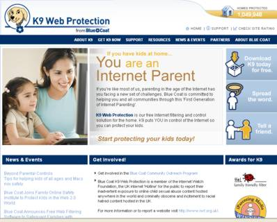 k9web protection