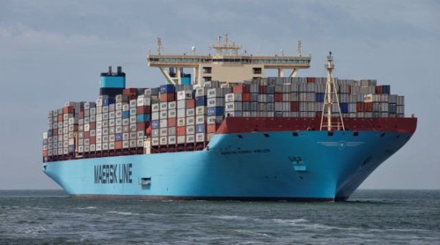 Portacontainer Maersk