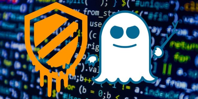 meltdown-spectre bug