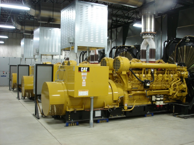 Diesel_Caterpillar_Genset