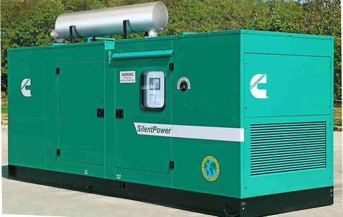 diesel-fuel-generator-set - Cummins